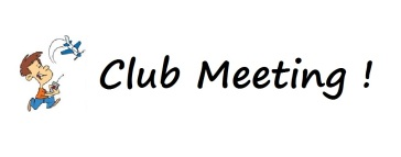 RC airplane club meeting