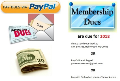 Dues for Club